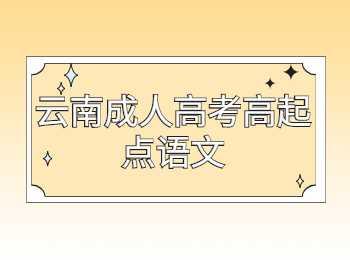 云南成人高考